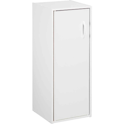 ClosetMaid White 1-Door Storage Stacker Organizer