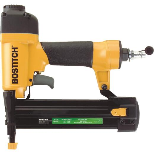 Bostitch 18-Gauge Combo Finish Stapler and Brad Nailer Kit