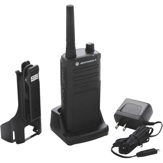 Motorola 4 Channel UHF Two-Way Business Radio