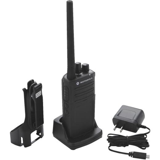 Motorola 8 Channel VHF Two-Way Business Radio