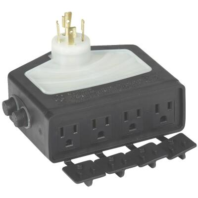Do it 4-Outlet 20A/250V Generator Adapter