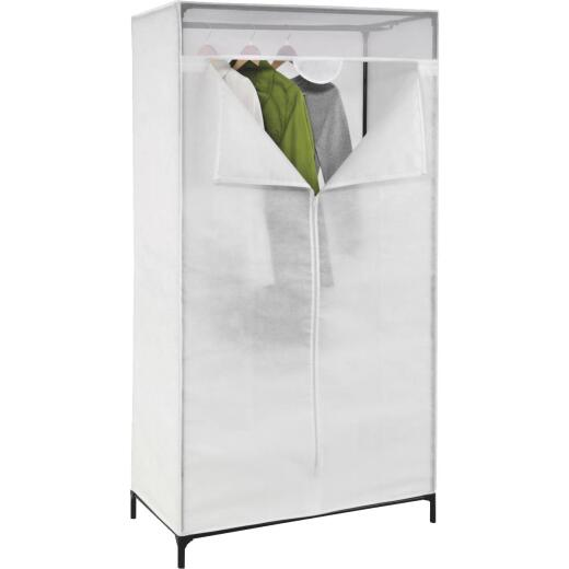 Honey Can Do 36 In. x 63 In. x 20 In. Clothes Closet