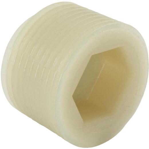 Precision 1-1/4 In. Steel Lawn Roller Plug
