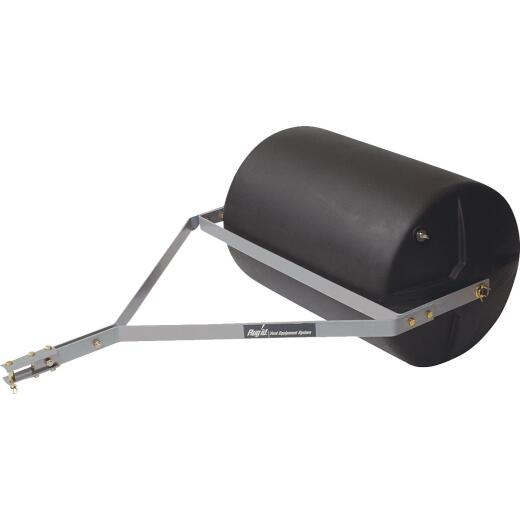 Precision 18 In. x 24 In. 221 Lb. Poly Push/Tow Lawn Roller