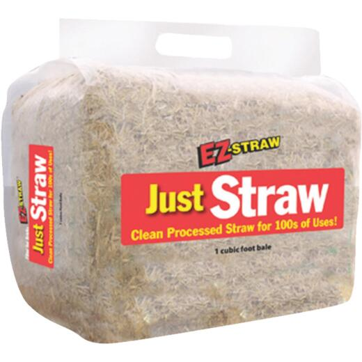 EZ Straw 1 Cu. Ft. Straw