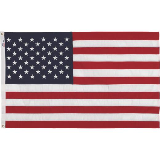 Valley Forge 3 Ft. x 5 Ft. Polyester American Flag
